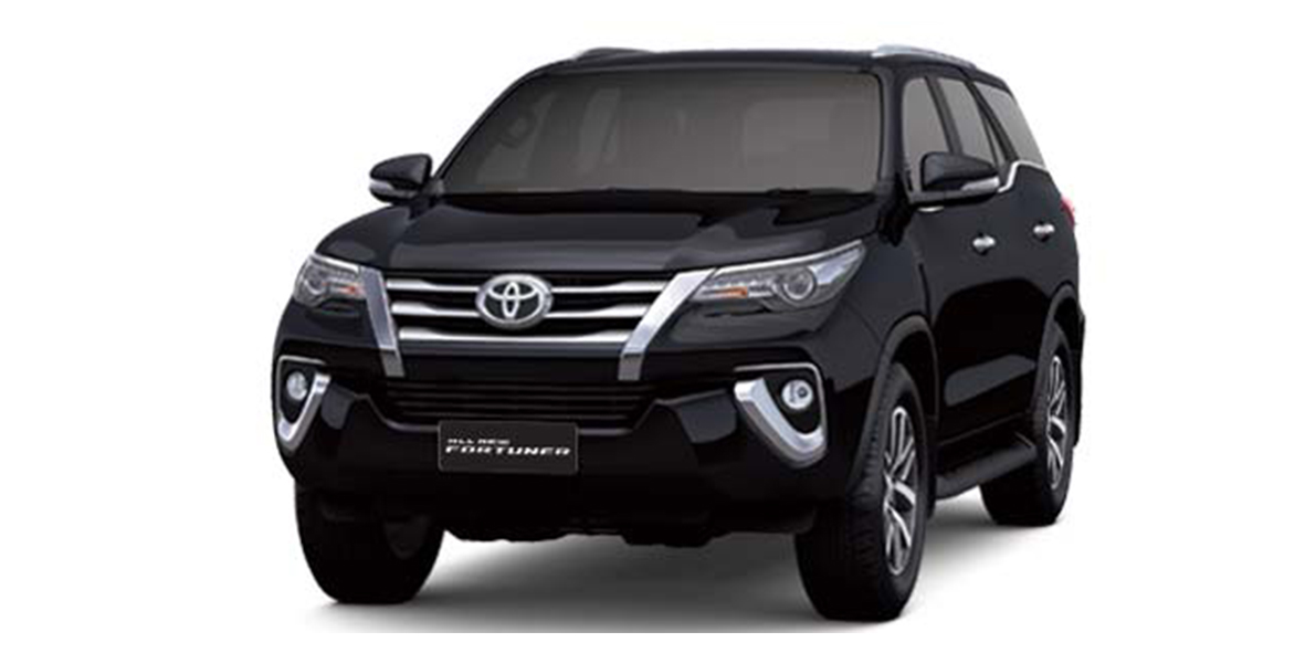 Harga Sewa All New Fortuner