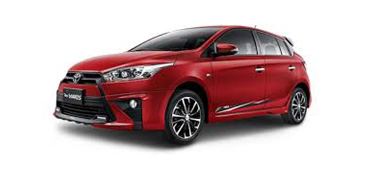 Harga Sewa All New Yaris